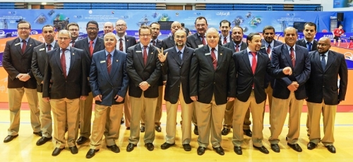 wtgf2013 umpire group foto